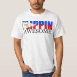 Flippin (filipino) impresionante poleras