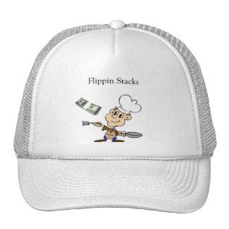 Flippin-Pilas Gorros Bordados