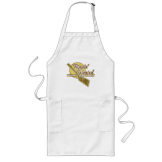 Flippin' Talented Long Apron