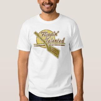 Flippin' Talented Tee Shirt
