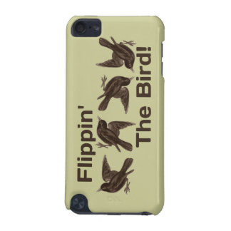 Flipping the Bird iPod Touch 5G Case