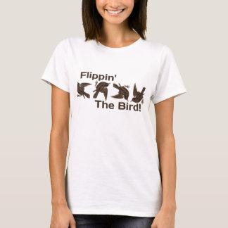 Flipping the Bird T-Shirt