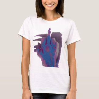 "Flipping ""The Finger"" T-Shirt"