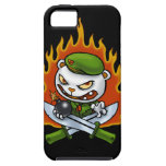 Flippy Fire! iPhone 5 Cases