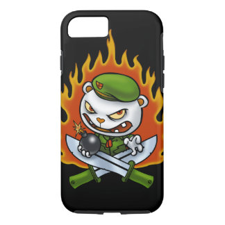 Flippy Fire! iPhone 7 Case