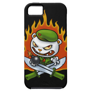 Flippy Fire! iPhone SE/5/5s Case