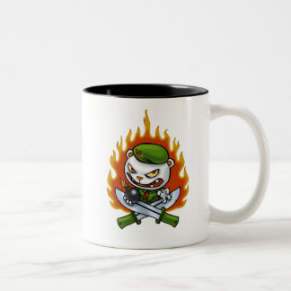 Flippy Flame Tattoo Mug