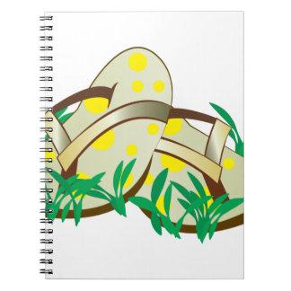 Flips-flopes Cuadernos