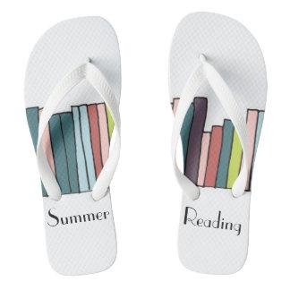 Flips-flopes de la lectura del verano