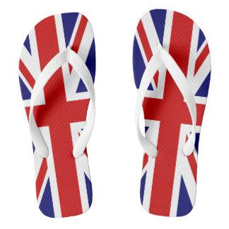 Flips-flopes de Union Jack