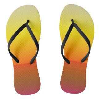 Flips-flopes del flash caliente del verano