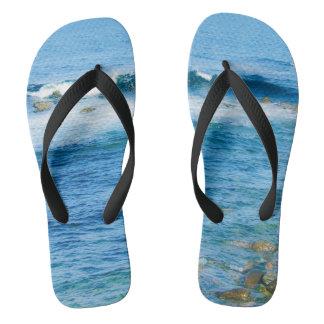 flips-flopes del océano