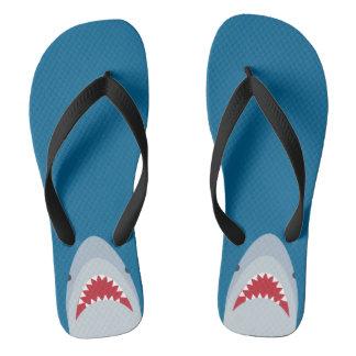 Flips-flopes del tiburón