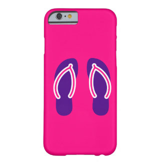 Flips-flopes Funda De iPhone 6 Barely There