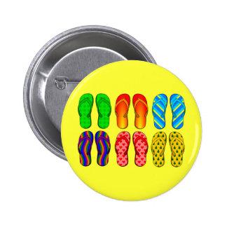 Flips-flopes Pin Redondo De 2 Pulgadas