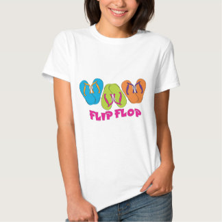 Flips-flopes Polera