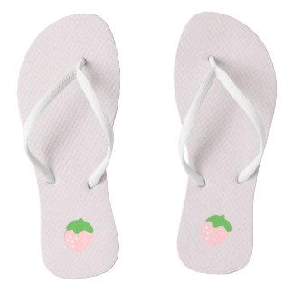 Flips-flopes rosas claros de Ichigo Chanclas