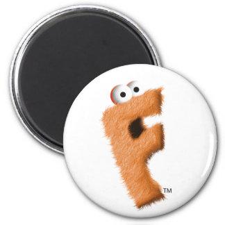 Flips Magnet! 2 Inch Round Magnet