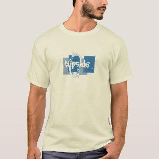Flipside Brent Logo Blue T-Shirt