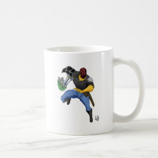 Flipside H Coffee Mugs