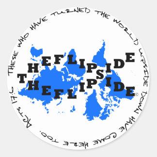 Flipside OG Logo Sticker