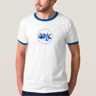 Flipside Ringer Logo T-Shirt