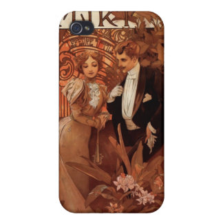 Flirt 1899 iPhone 4 case