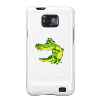 Flirting Crocodile Samsung Galaxy SII Case