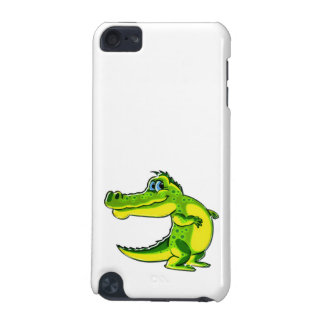 Flirting Crocodile iPod Touch (5th Generation) Cover