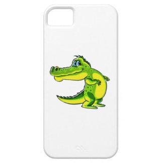 Flirting Crocodile iPhone 5 Cases