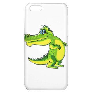 Flirting Crocodile iPhone 5C Cases