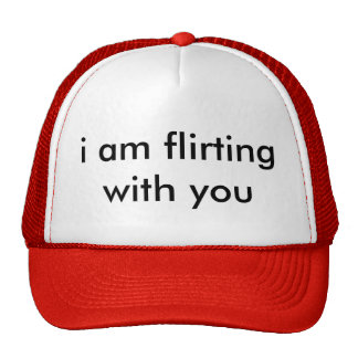 flirting hat