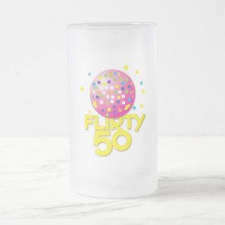 FLIRTY 50 fifty birthday gift present Coffee Mug