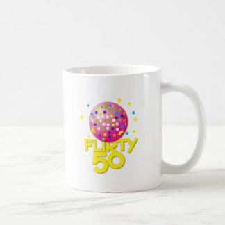 FLIRTY 50 fifty birthday gift present Mug