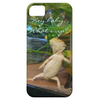 Flirty baby bearded dragon iPhone SE/5/5s case