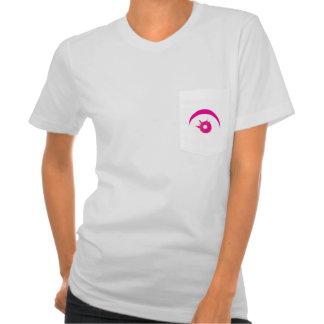 Flirty Fermata in Pink T-shirts
