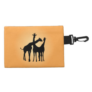 Flirty Giraffe Accessory Bags