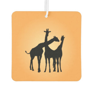 Flirty Giraffe Air Freshener
