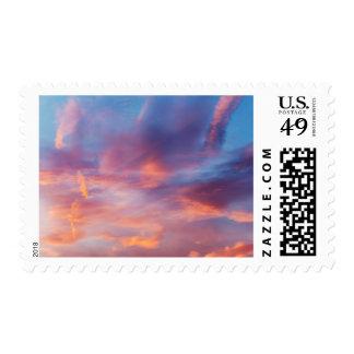 flirty sky postage