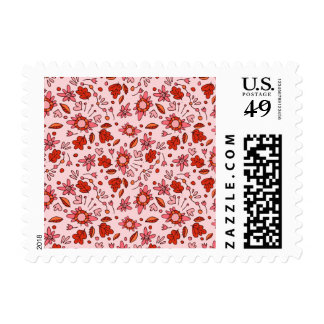 Flittering Florals Stamps