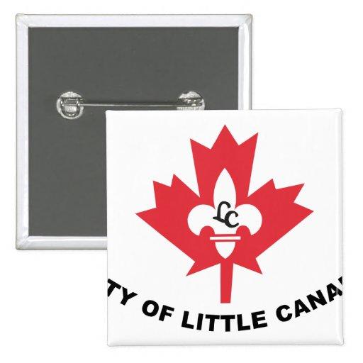 Flittle Canadá, Minnesota, Estados Unidos señala p Pins