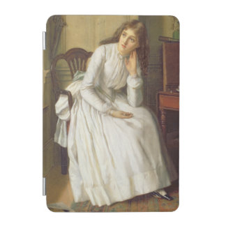 Flo Dombey in Captain Cuttle's Parlour iPad Mini Cover