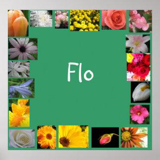 Flo Print