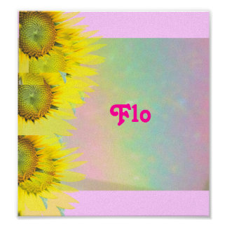 Flo Posters