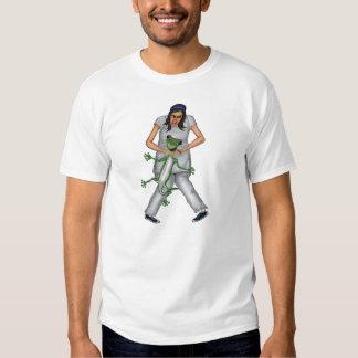 Flo Strangles Gecko T Shirt
