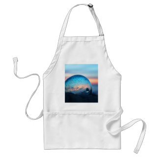 Float at Sunset Adult Apron