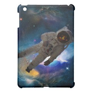 Float in space traveller NASA iPad Mini Cover