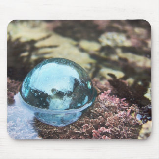Float in tide pool mouse pad