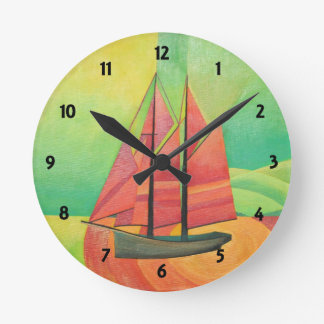 Float My Boat Clocks