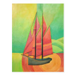 Float My Boat Post Cards